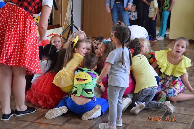 дк маяк праздник детства