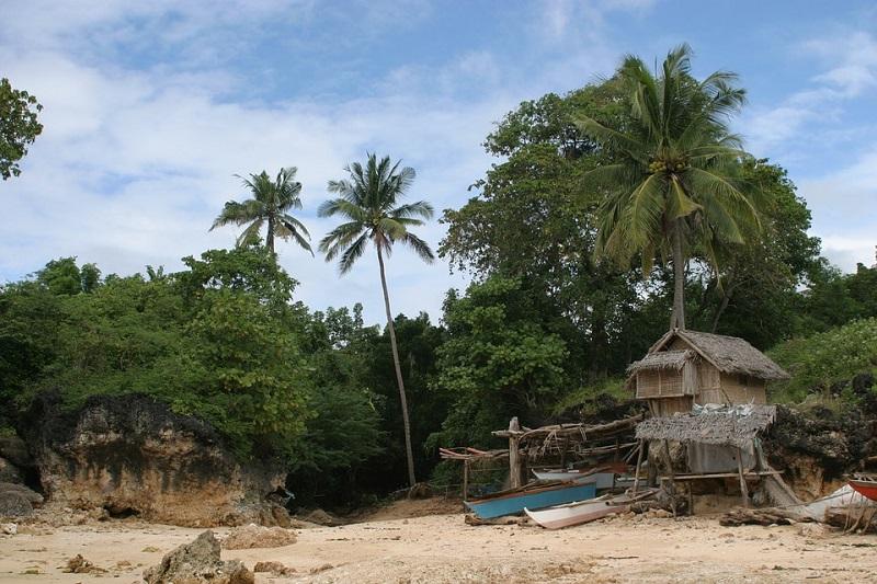 пиксабай необитаемый остров