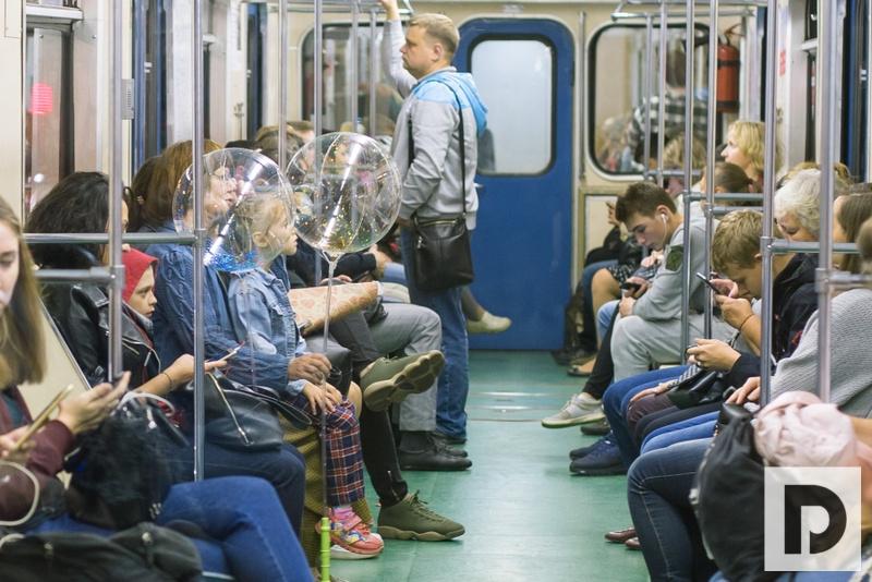 метро фото