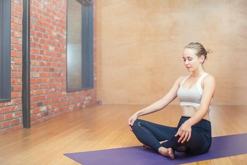 пиксабай йога